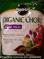 Miracle Gro Bone Meal