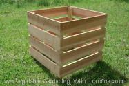 187x125 Homemade Cedar Compost Bin