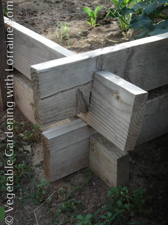 333x500 Notched 2x6s Raised Bed