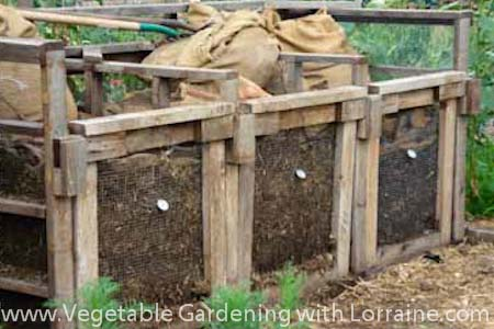 More About Homemade Wooden Compost Bins