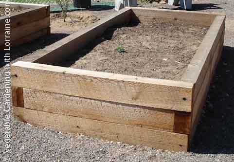 500x333 4x6s Raised Bed