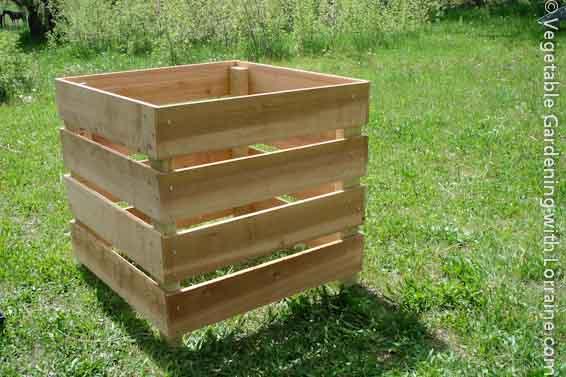 The Best Homemade Compost Bin