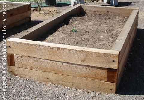 500x333 4x6s Raised Bed