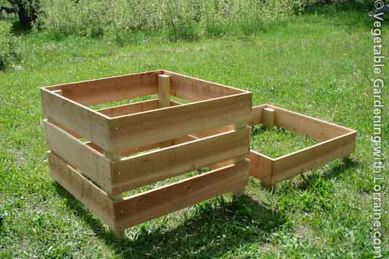 It Is By Far And Away The Most Practical, Easy To Build, Easy To Turn, Easy  To Move, Easy To Work With, Fastest Breakdown Homemade Compost Bin Ever.